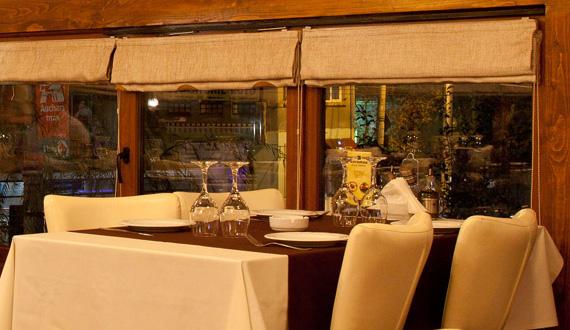restaurant libanez karamna